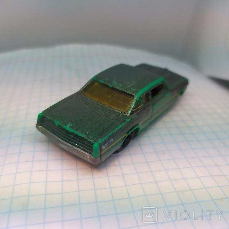 Машинка Pontisc GTO. 2005 Mattel  (12.20), фото №6