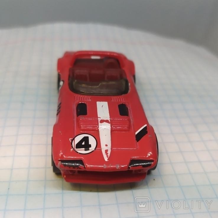 Машинка гоночная. 2014 Mattel  (12.20), фото №3