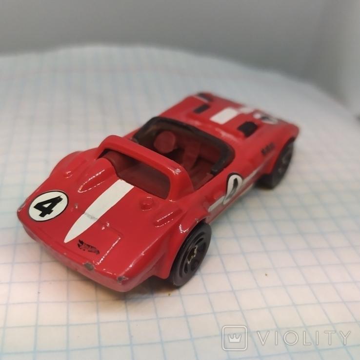 Машинка гоночная. 2014 Mattel  (12.20), фото №6