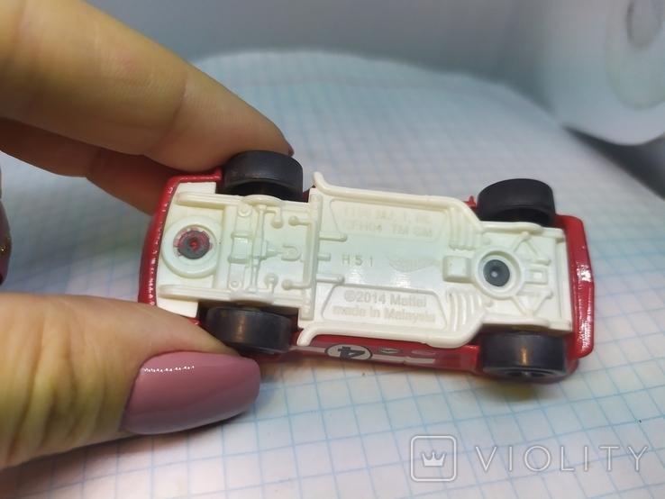 Машинка гоночная. 2014 Mattel  (12.20), фото №7