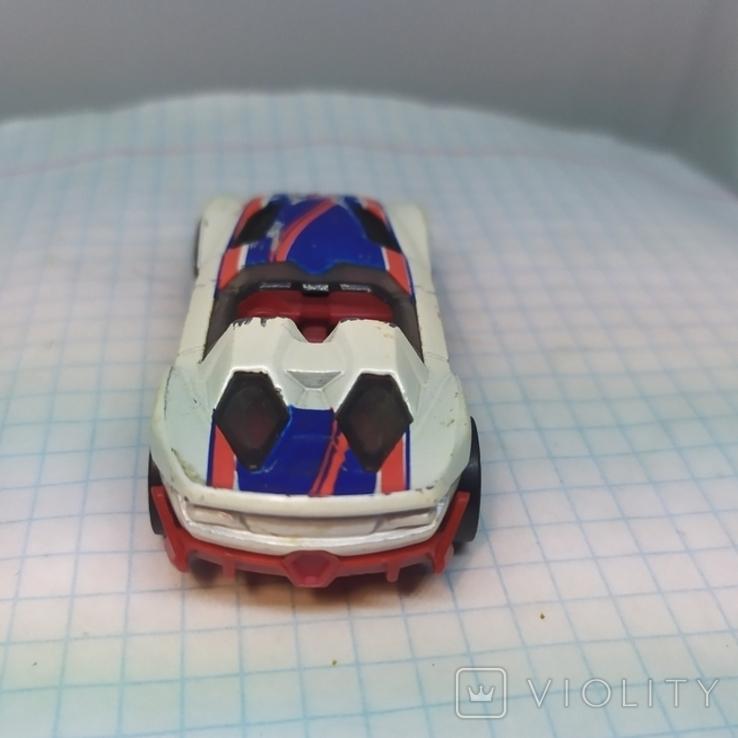 Машинка гоночная Mattel (12.20), фото №5