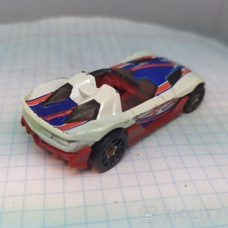 Машинка гоночная Mattel (12.20), фото №6