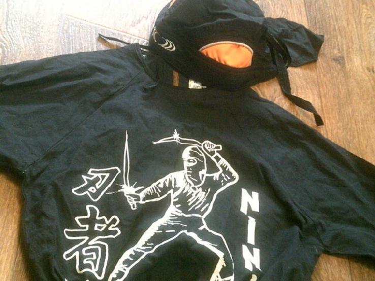 Mortal Kombat Ninja - спорт костюм детский, фото №2