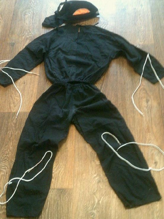 Mortal Kombat Ninja - спорт костюм детский, фото №12