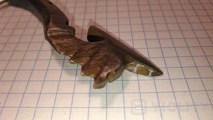 Брелок Топорик 4, фото №6
