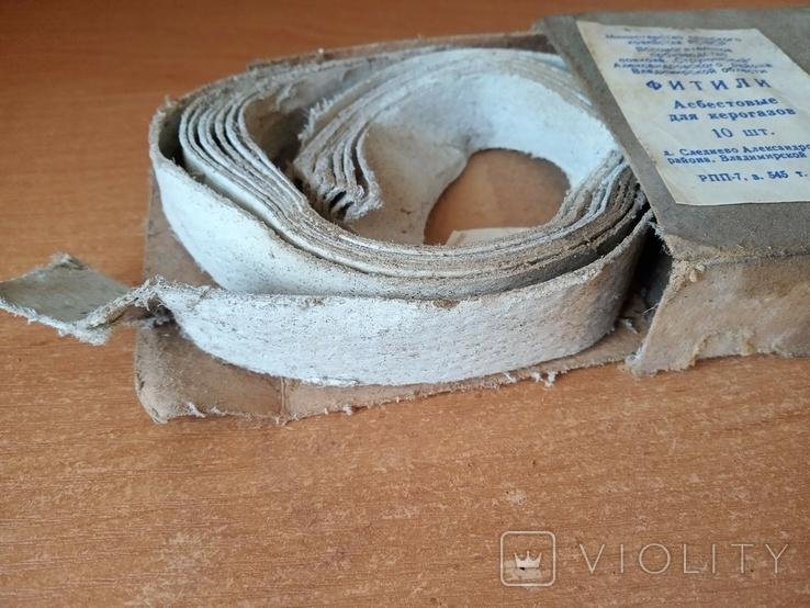 Фитили асбестовые для керогазов, фото №3