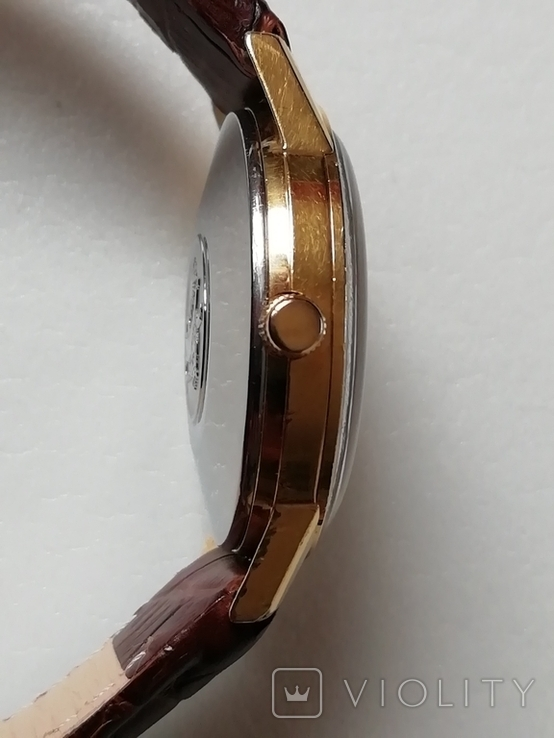 Часы Zodiac Automatic Goldenline, фото №9