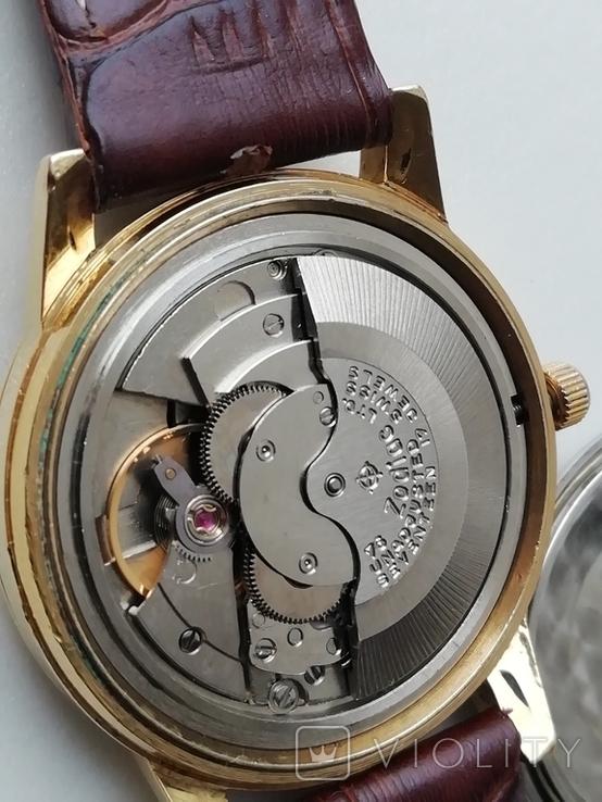 Часы Zodiac Automatic Goldenline, фото №11