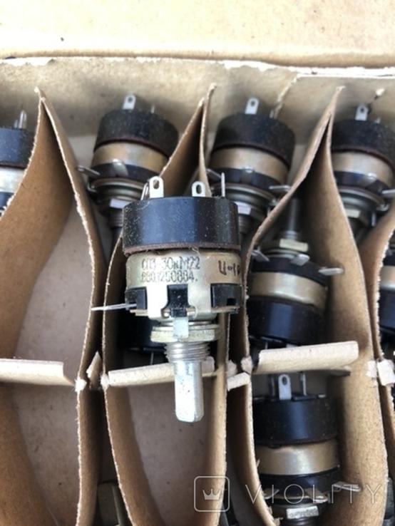 Резистори нові 28 шт., фото №2