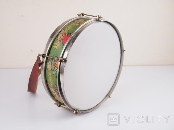 Барабан детский СССР, фото №10