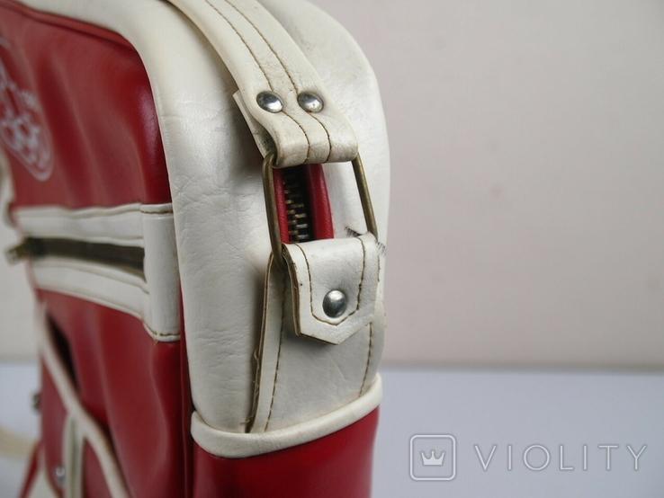 Спортивная сумка Олимпиада 80 СССР, фото №9
