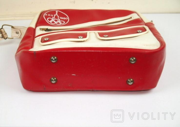 Спортивная сумка Олимпиада 80 СССР, фото №10