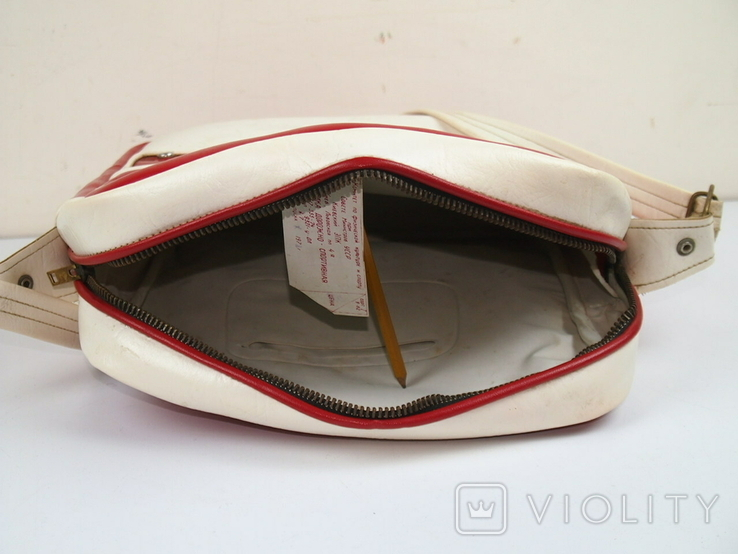 Спортивная сумка Олимпиада 80 СССР, фото №11