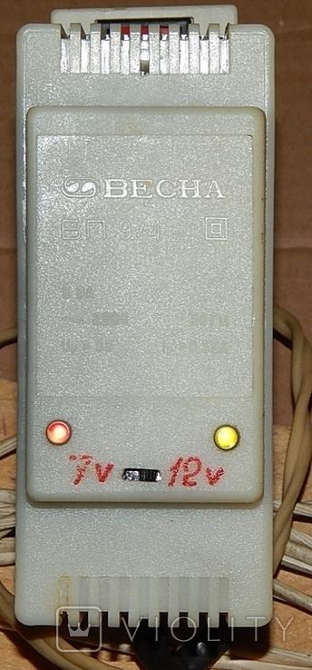 Весна М-310 С2 кассетный магнитофон, фото №11