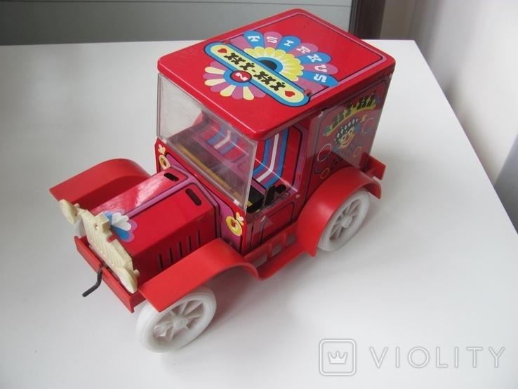 Машинка цирк, электромеханическая  Norma СССР, фото №4