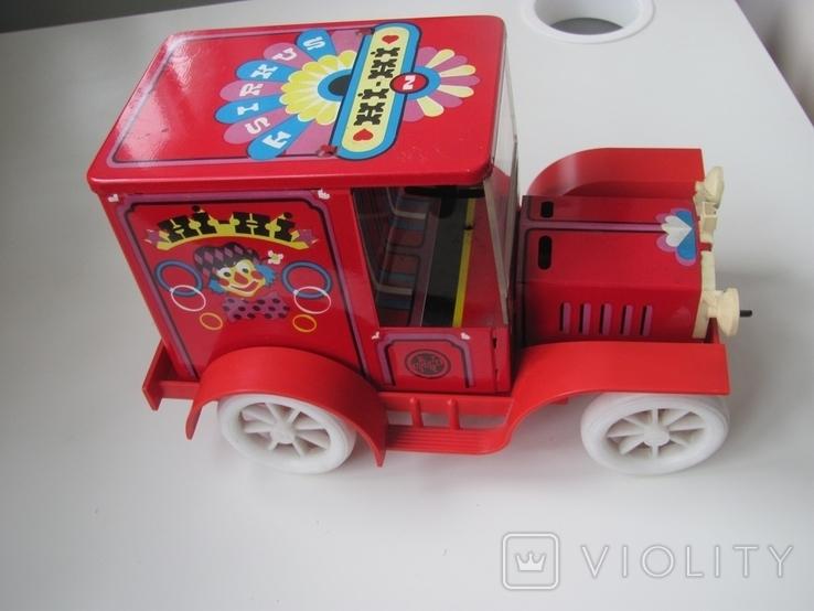 Машинка цирк, электромеханическая  Norma СССР, фото №9