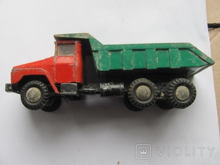Машинка Краз СССР, фото №4