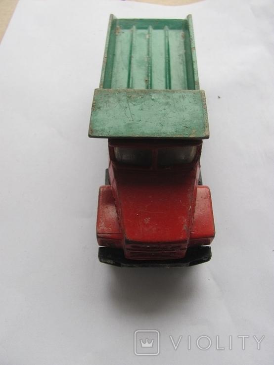 Машинка Краз СССР, фото №6