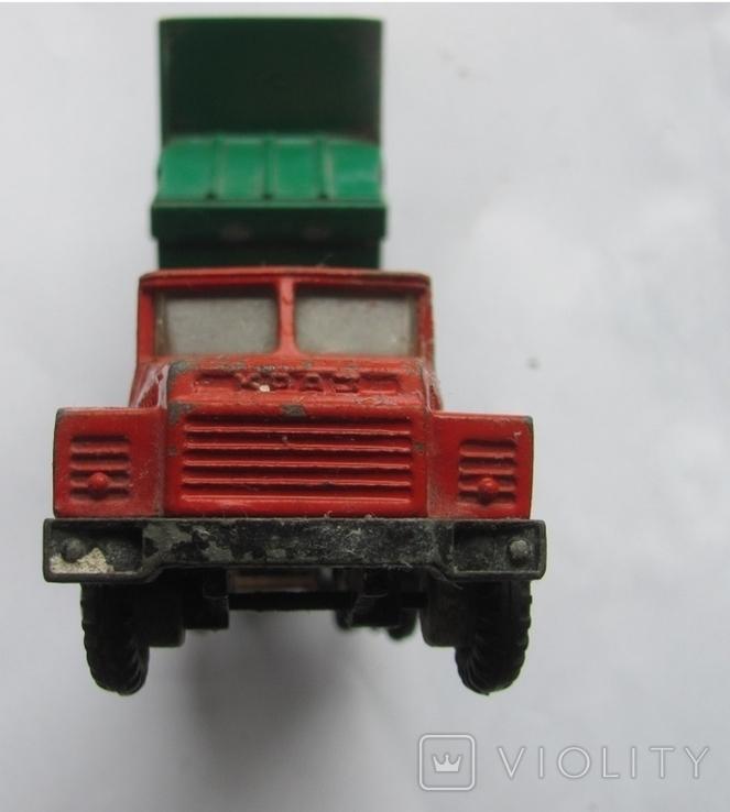 Машинка Краз СССР, фото №10