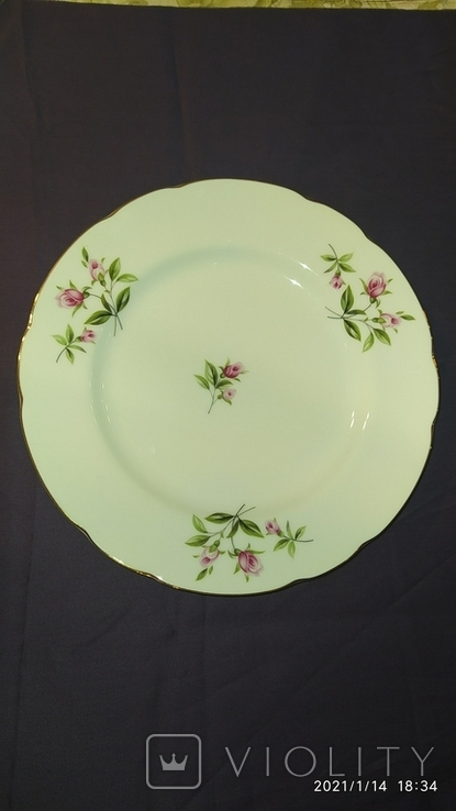 6 тарілок япанія фарфор, фото №3