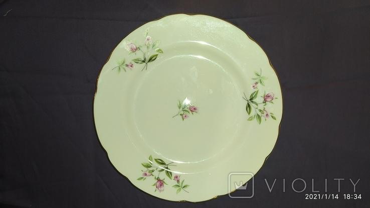6 тарілок япанія фарфор, фото №4