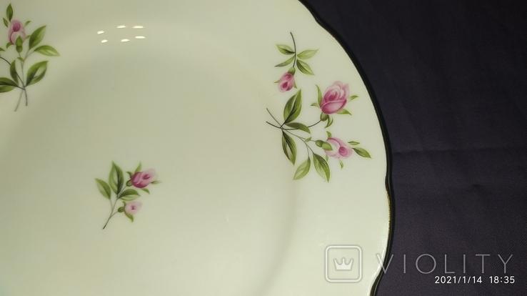 6 тарілок япанія фарфор, фото №6