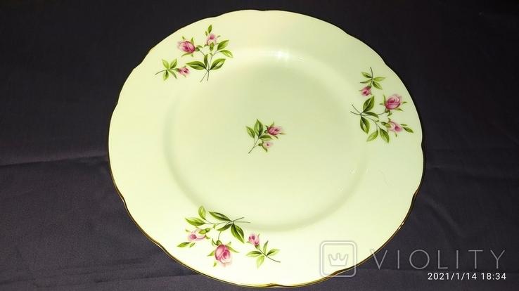 6 тарілок япанія фарфор, фото №9