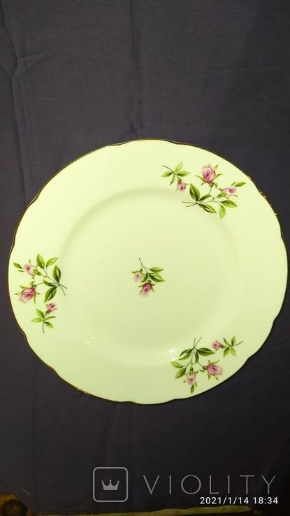 6 тарілок япанія фарфор, фото №10