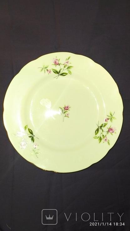 6 тарілок япанія фарфор, фото №11