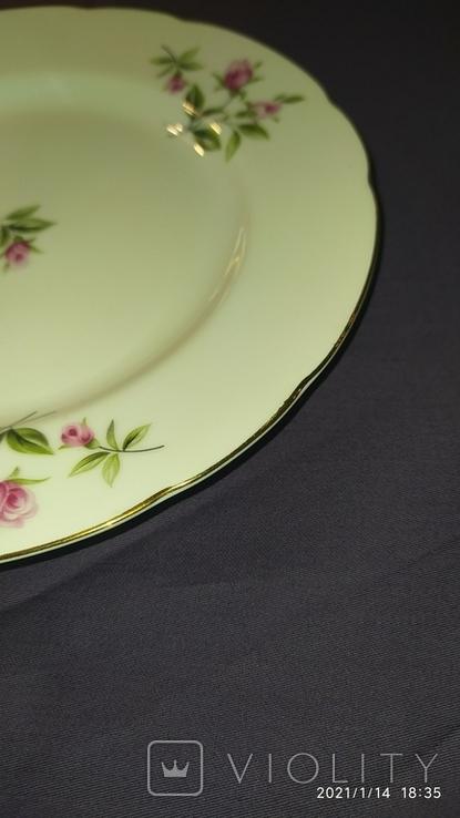 6 тарілок япанія фарфор, фото №13