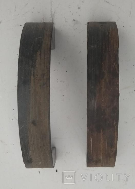 Гальмівні колодки мото, фото №3