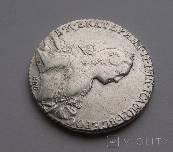 Рубль 1768 года, фото №6