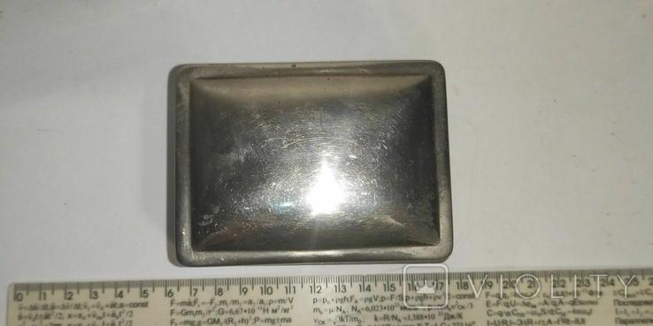 Стеклянная шкатулка, фото №3
