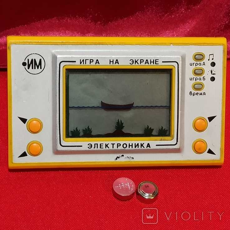 "Электроника  ""Рыбак"", фото №2"