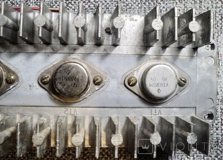 Радиатор усилитель, фото №4