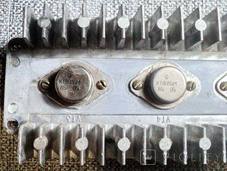 Радиатор усилитель, фото №5