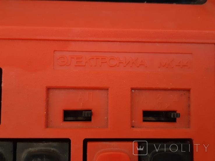 Электроника МК 44, фото №5