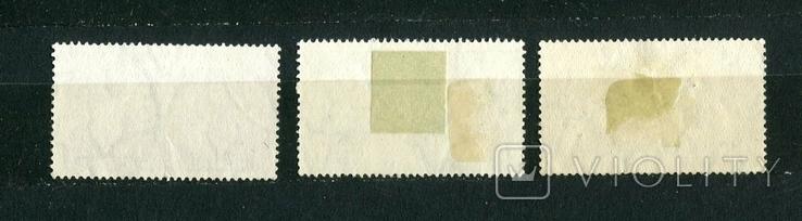 Британские колонии, Южная Африка. 1949 г. (полная серия), фото №3