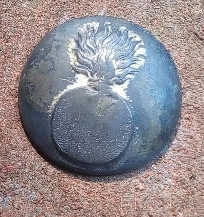 Пуговица гренада, фото №2