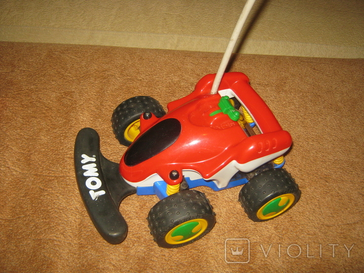Машинка tomy, фото №2