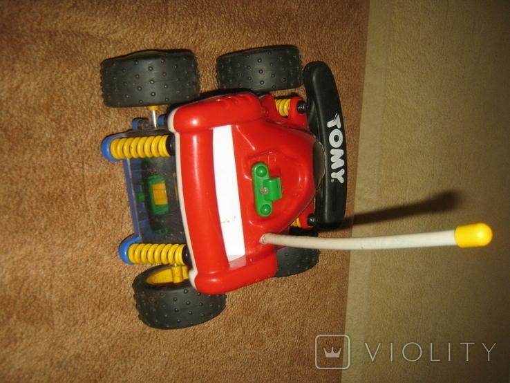 Машинка tomy, фото №5