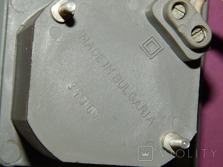 Электрический счётчик БЧ-2 220v/50Hz, фото №7