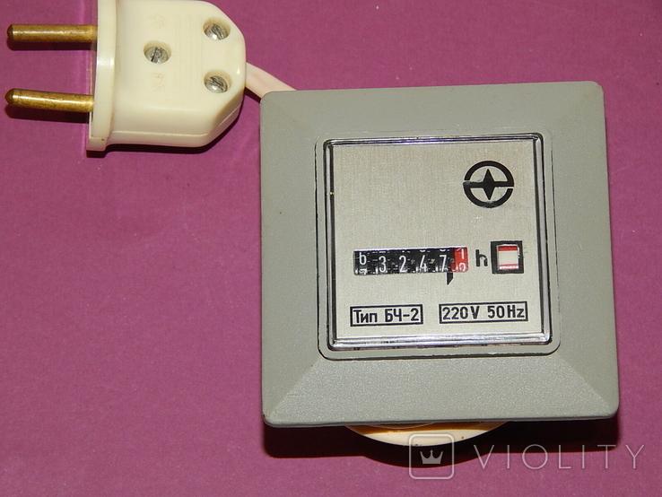 Электрический счётчик БЧ-2 220v/50Hz, фото №9