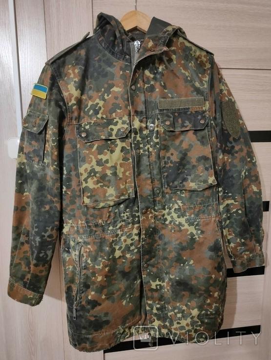 Бундесвер, оригинальная парка/куртка с зимней подстёжкой Флектарн Бундес, фото №2