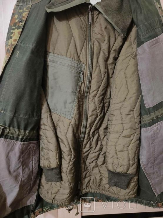 Бундесвер, оригинальная парка/куртка с зимней подстёжкой Флектарн Бундес, фото №5