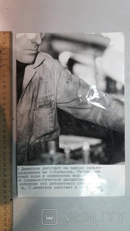 Мартинюк П. Мир Слава КПСС 1960-70рр малюнок туш, фото №10