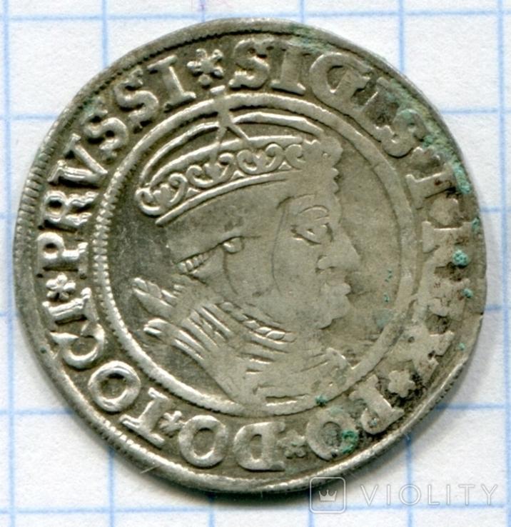 Гріш 1535р., фото №2