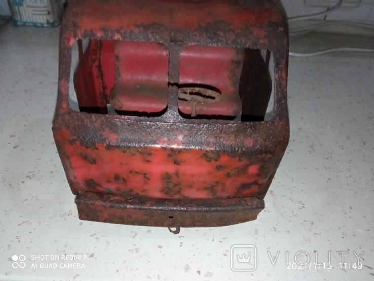 СИМ пожарная машина, фото №4