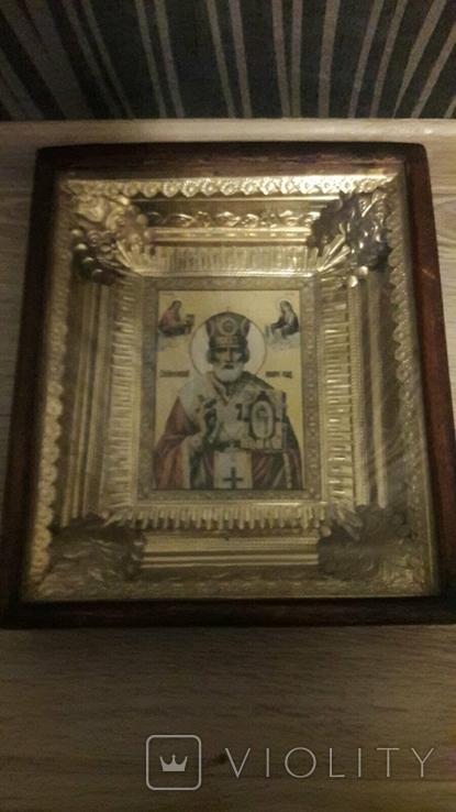 Икона св Николая, фото №7