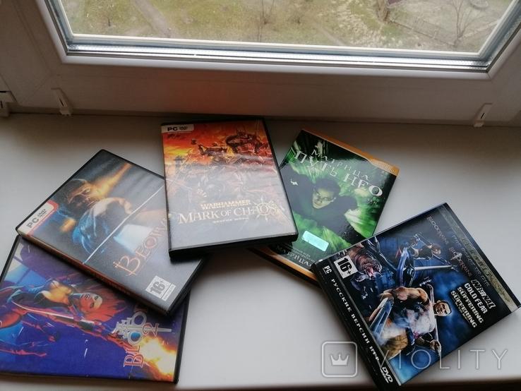 Игры для ПК, подставка для игр, фото №7